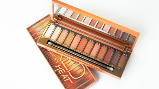 urban decay palette heat