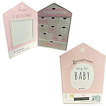 boîte à souvenirs bébé